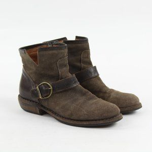 Fiorentini + Baker Chad Carnaby Ankle Zip Booties